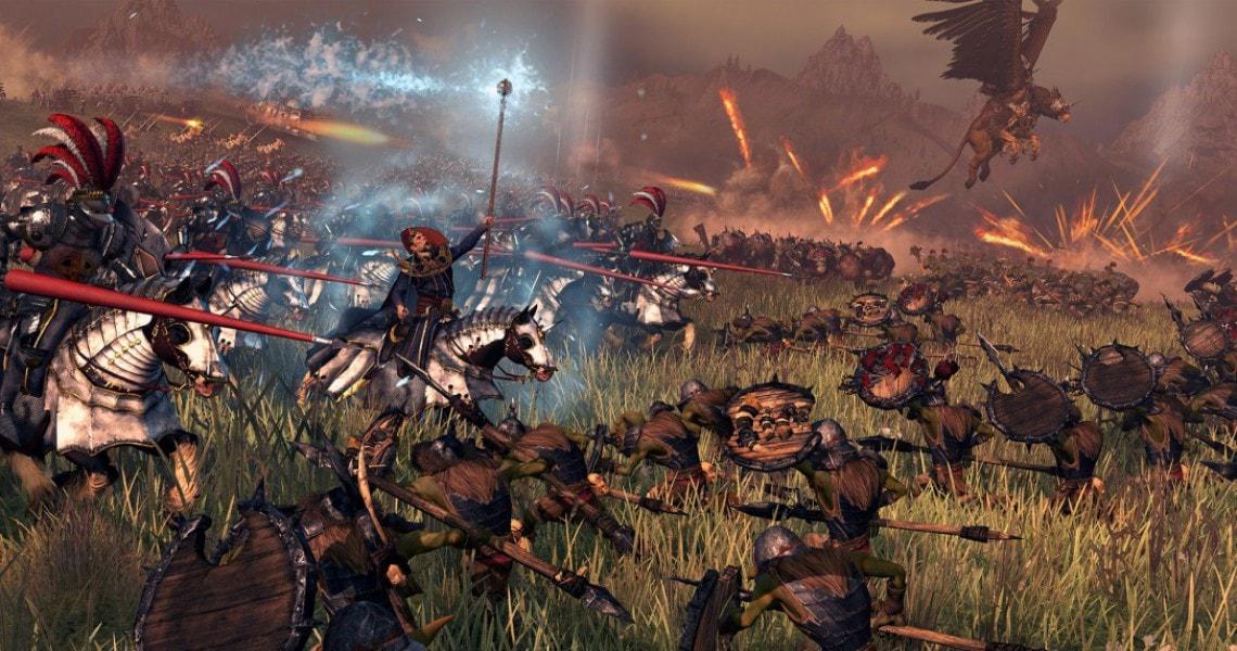 Warhammer Battle-Elfes sylvains-Cavaliers sauvages-Tête champion 3